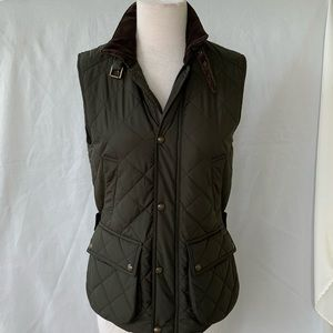 Polo by Ralph Lauren Equestrian Quilted Barn Vest